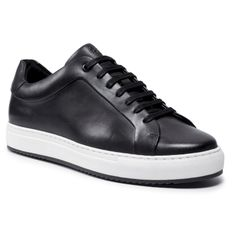Sneakersy STRELLSON - Jones 4010002929  Black 900