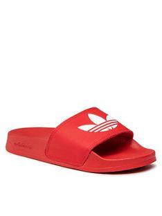 adidas Klapki adilette Lite FU8296 Czerwony