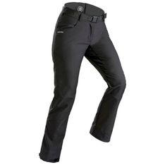 Spodnie turystyczne - SH100 X-Warm - damskie