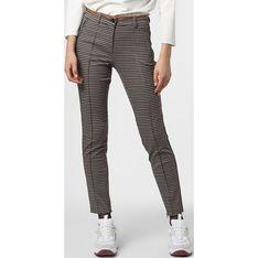 Spodnie damskie Cambio z dzianiny
