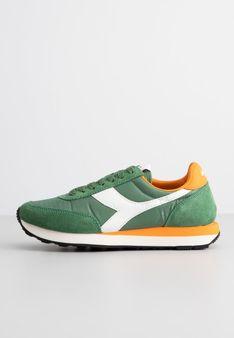 Diadora Heritage - Sneakersy niskie - zielony