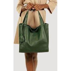 Shopper bag Merg duża na ramię