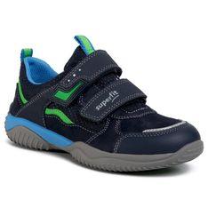 Sneakersy SUPERFIT - 1-006382-8010 S Blau/Grun