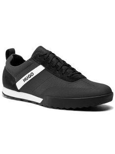 Hugo Sneakersy Matrix 50407638 10216494 01 Czarny