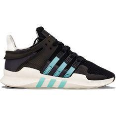 Buty sportowe damskie Adidas do biegania młodzieżowe eqt support bez wzorów