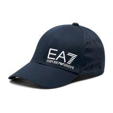 Czapka z daszkiem EA7 EMPORIO ARMANI - 275936 1P103 00036 Night Blue