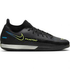 Buty piłkarskie Nike Phantom Gt Academy Df Ic M CW6668-090 czarne czarne