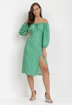 Zielona Sukienka Ohmrel