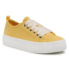 Tenisówki S.OLIVER - 5-23678-26 Yellow 600