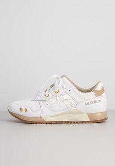ASICS SportStyle - Sneakersy niskie - biały