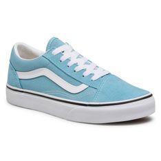 Tenisówki VANS - Old Skool VN0A4UHZ33L1 Delphinium Blue/Truewhite