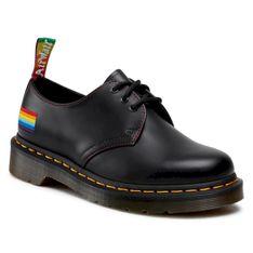 Glany DR. MARTENS - 1461 For Pride Black