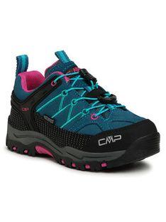 CMP Trekkingi Kids Rigel Low Trekking Shoes Wp 3Q13244 Niebieski