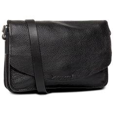 Torebka CLARKS - Marva Wave 261393990 Black Leather