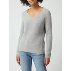 Sweter damski Tommy Hilfiger bawełniany