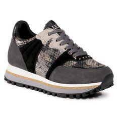 Sneakersy LIU JO - Wonder 13 BF0067 PX064 Dk Grey S1017