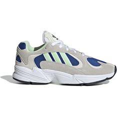 Buty sportowe damskie Adidas bez wzorów z nubuku