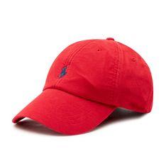 Czapka z daszkiem POLO RALPH LAUREN - Classic Sport Cap 710834740004 Red