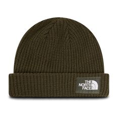 Czapka THE NORTH FACE - Salty Dog Beanie NF0A3FJW21L-OS-REG New Taupe Green