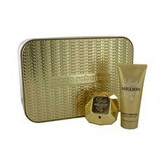 Million Gift Set Eau De Parfum Spray + Body Lotion