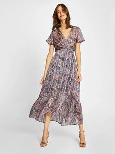 Morgan Sukienka letnia 201-RILE.P Kolorowy Regular Fit