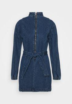 Glamorous - Sukienka jeansowa - granatowy
