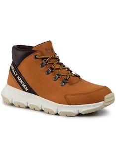 Helly Hansen Sneakersy Fendvard Boot 114-75.725 Brązowy