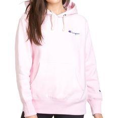 Bluza damska Champion różowa z bawełny