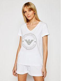 Emporio Armani Underwear Piżama 164448 1P255 00010 Biały