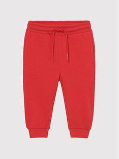 Mayoral Spodnie dresowe 711 Czerwony