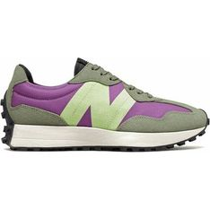 Buty sportowe męskie New Balance zamszowe sznurowane