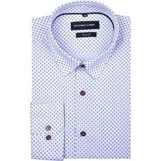 Koszula męska Giacomo Conti w abstrakcyjnym wzorze