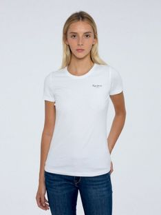 "Pepe Jeans ""Bellrose"" White"