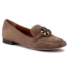 Lordsy TORY BURCH - Metal Miller 15Mm Loafer 63250 River Rock/Gold 037