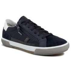 Sneakersy GEOX - U Kaven C U026MC 022FU C4002 Navy
