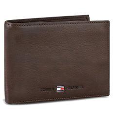 Duży Portfel Męski TOMMY HILFIGER - Johnson Cc Flap And Coin Pocket AM0AM00660/82566 041
