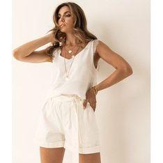 Biała bluzka damska Lorenzo