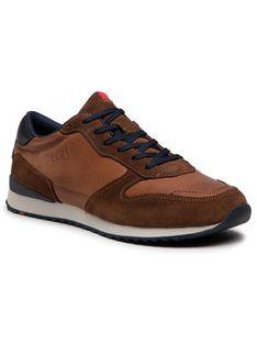 Lloyd Sneakersy Edmond 20-900-12 Brązowy