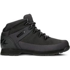 Buty trekkingowe męskie Timberland sportowe wiązane czarne