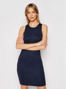 Armani Exchange Sukienka codzienna 8NYA94 YJB3Z 1510 Granatowy Slim Fit