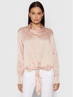 Guess Koszula Amanda W1YH0J WD8G0 Różowy Regular Fit
