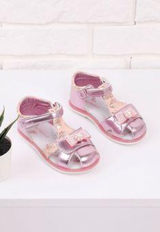 Sandałki różowe 2 Neal