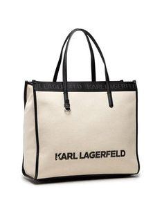 KARL LAGERFELD Torebka 211W3020 Beżowy