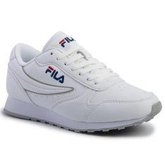 Sneakersy FILA - Orbit Low Wmn 1010308.1FG White