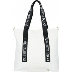 Shopper bag Roberto Ricci mieszcząca a8