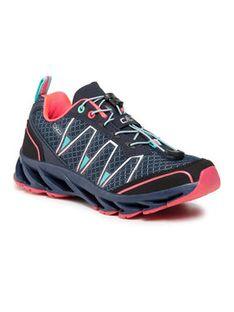 CMP Trekkingi Kids Altak Trail Shoe 30Q9674J Granatowy