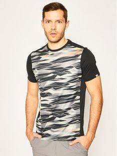 Head Koszulka techniczna Slider 811240 Kolorowy Regular Fit