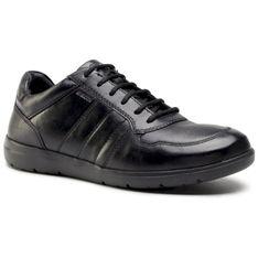Sneakersy GEOX - U Leitan H U043QH 03CBC C9999 Black