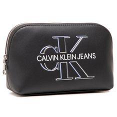 Kosmetyczka CALVIN KLEIN JEANS - Cosmetic Pouch Glow K60K607632 BDS