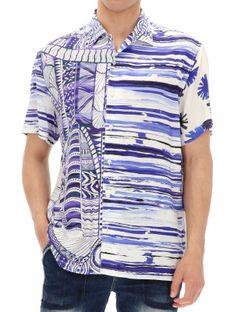 Letnia koszula męska Desigual ULISES